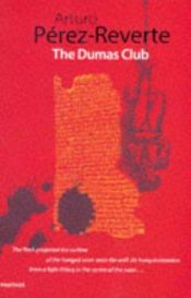 book cover of The Club Dumas by Arturo Pérez-Reverte