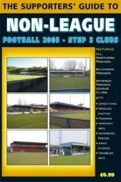 book cover of The Supporters' Guide to Non-league Football Clubs 1995 (Supporters' Guides) by John Robinson