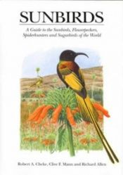 book cover of Sunbirds (Helm Identification Guides) by Robert A. Cheke