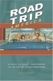 book cover of road trip america by Andrew Wood