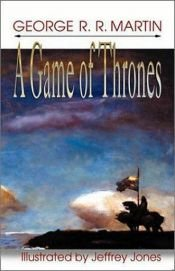 book cover of A Game of Thrones by George Martin