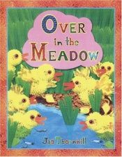 book cover of Over in the Meadow (Classic Books With Holes) by Annie Kubler