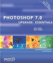 book cover of Photoshop 7 Upgrade Essentials by Vicki Loader