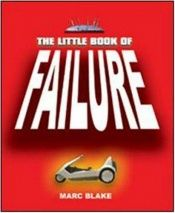 book cover of The Little Book of Failure by Marc Blake
