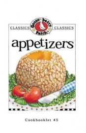 book cover of Appetizers (Gooseberry Patch Classic Cookbooklets, No. 5) by