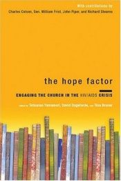 book cover of The Hope Factor: Engaging the Church in the HIV by Tetsunao Yamamori