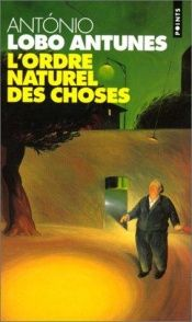 book cover of L'Ordre naturel des choses by António Lobo Antunes