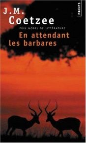 book cover of En attendant les barbares by J. M. Coetzee
