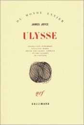 book cover of Ulysse by James Joyce