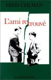 book cover of L'Ami retrouvé by Arthur Koestler|Fred Uhlman