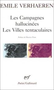 book cover of Les campagnes hallucinées by Émile Verhaeren