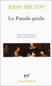 book cover of Le paradis perdu by John Milton