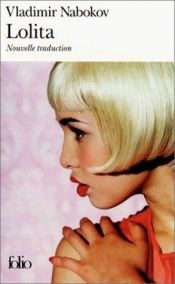 book cover of Lolita by Vladimir Nabokov