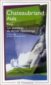book cover of Atala by Francois Chateaubriand