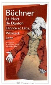 book cover of La Mort de Danton by Georg Büchner