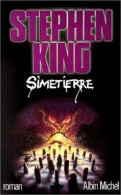 book cover of Simetierre by Stephen King