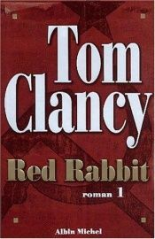 book cover of Red Rabbit by Tom Clancy