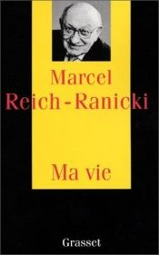 book cover of Ma vie by Marcel Reich-Ranicki
