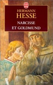 book cover of Narcisse et Goldmund by Hermann Hesse