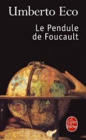 book cover of Le Pendule de Foucault by Umberto Eco