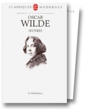 book cover of Oeuvres (sous étui) by Oscar Wilde
