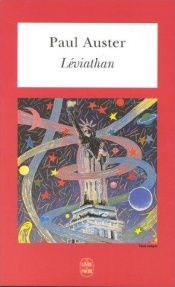 book cover of Léviathan by Paul Auster