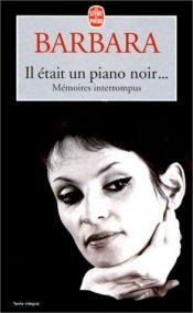 book cover of Serie Noir: Il Etait UN Piano Noir by Barbara