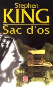 book cover of Sac d'os by Stephen King
