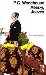 book cover of Allez-y, Jeeves by Pelham Grenville Wodehouse