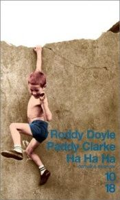 book cover of Paddy Clarke Ha Ha Ha by Roddy Doyle