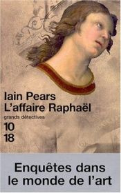 book cover of L'Affaire Raphaël by Iain Pears