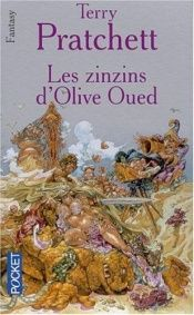 book cover of Les Zinzins d'Olive-Oued by Terry Pratchett