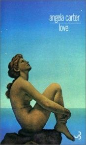 book cover of Love by Angela Carter