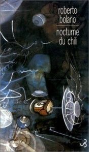 book cover of Nocturne du Chili by Roberto Bolaño