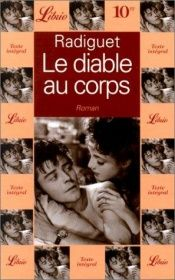 book cover of Le Diable Au Corps (Devil in the Flesh) by Raymond Radiguet