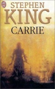 book cover of Carrie by Stephen King
