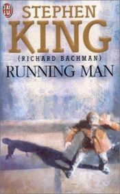 book cover of Running Man by Stephen King