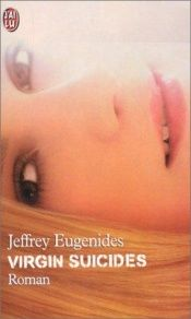 book cover of Virgin Suicides by Jeffrey Eugenides