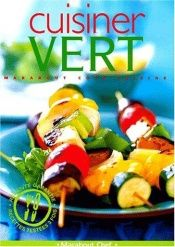 book cover of Cuisiner Vert by ?