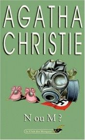 book cover of N. ou M. ? by Agatha Christie