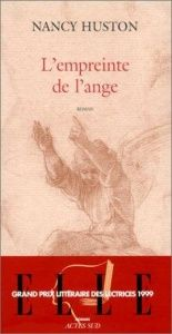 book cover of La Huella del ángel by Nancy Huston