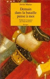 book cover of Demain dans la bataille pense à moi by Javier Marías