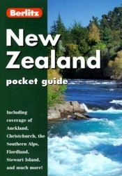 book cover of New Zealand (Berlitz Pocket Travel Guides) by Berlitz