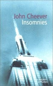 book cover of Insomnies by John Cheever