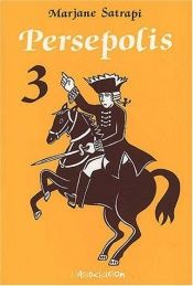 book cover of Persépolis 3 by Marjane Satrapi