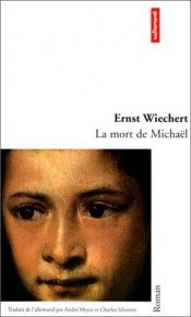book cover of La mort de Michae͏̈l by Ernst Wiechert