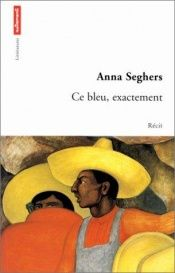 book cover of Crisanta by Anna Seghers