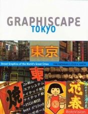 book cover of Graphiscape. Tokyo by Ivan Vartanian