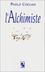 book cover of L'Alchimiste by Paulo Coelho