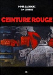 book cover of Ceinture rouge by Didier Daeninckx